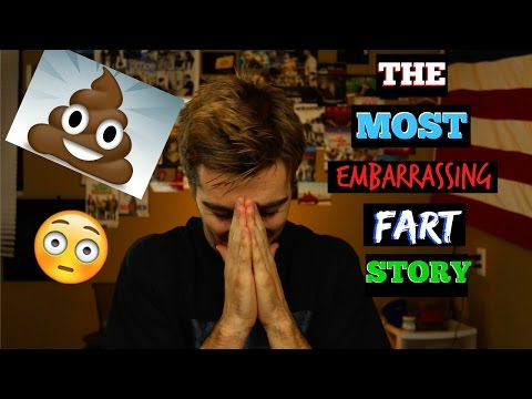 THE MOST EMBARRASSING FART STORY EVER... --  Q and A 7 -- Boston Tom