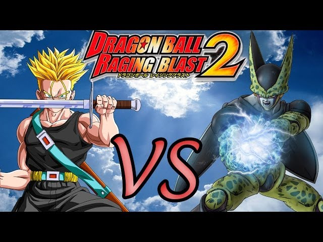 Dragon Ball Z Raging Blast 2 | Goku,Vegeta,U.Gohan,Trunks vs Cell, Freeza,Broly,Kid Buu,Janemba Travel Video