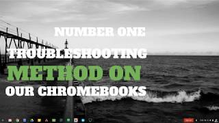 90 Second Chromebook Tips & Tricks - Easily Troubleshoot Chromebooks