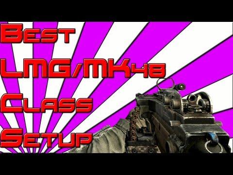 best light machine gun black ops 2