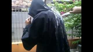 Demo Jas Hujan (Milky Rain Coat)
