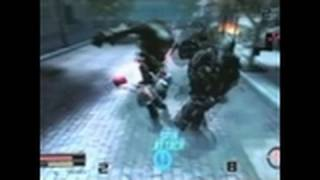 Project H.A.M.M.E.R. Nintendo Wii Gameplay - Project