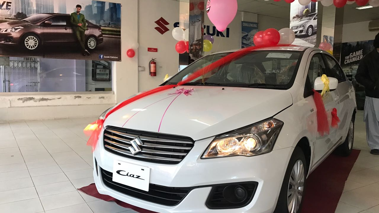 2017 Suzuki Ciaz A T In Pakistan Review Price