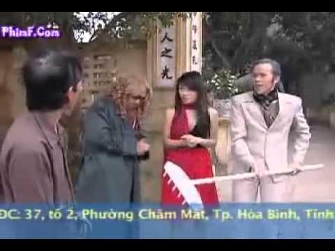 YouTube   hai Hoai Linh 2010 Rượt đuổi tình yêu part 3 hai tet 2010