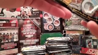 2013 Topps MLB Chipz Baseball Hobby Box