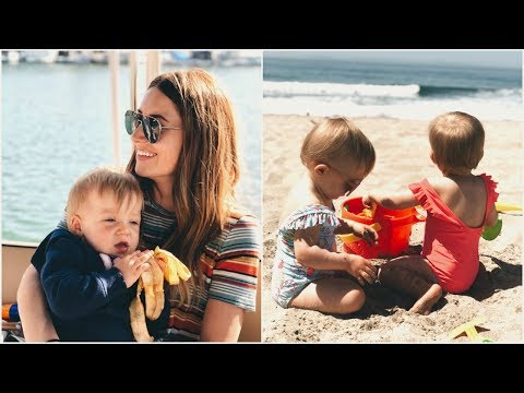 Day in the Life: Beach + Duffy Day in Newport Beach | Kendra Atkins
