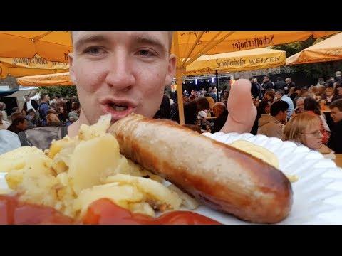 AMERICANS visit MEDIEVAL GERMAN FESTIVAL