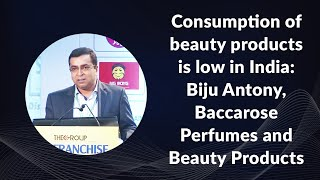 Consumption of beauty products is