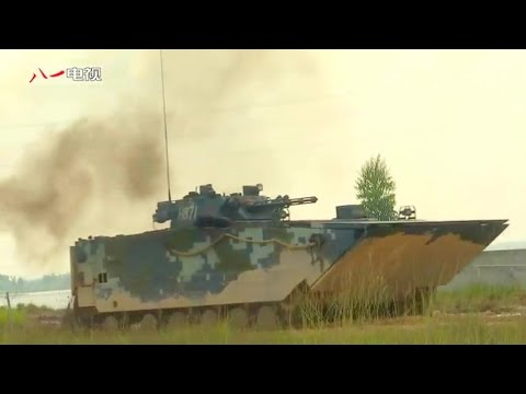 81 TV - China Russia Joint Sea 2016 : Island Assault Exercise [480p]