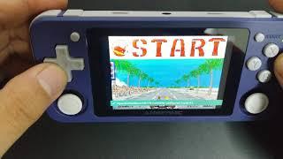 휴대용 레트로게임기 RG351P 128GB 에뮬렉3.8…