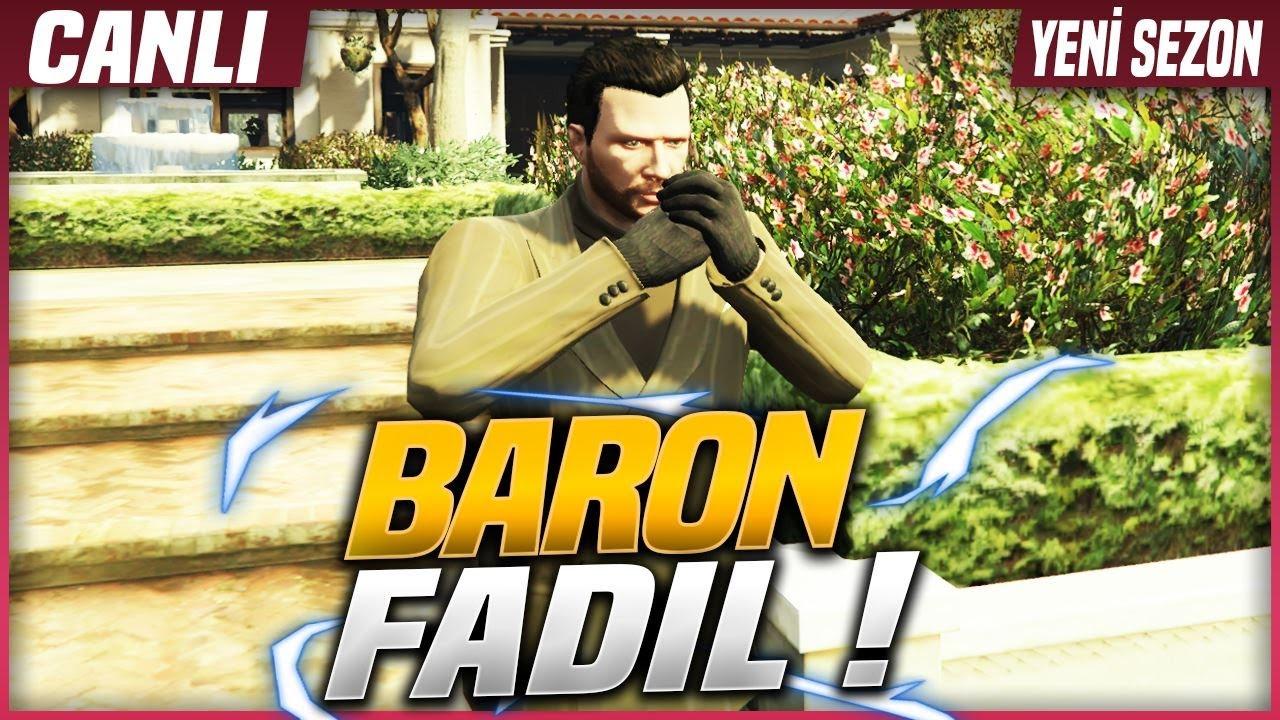 BARON FADIL GELDİ ! YENİ ROLEPLAY SEZONU TANITIM