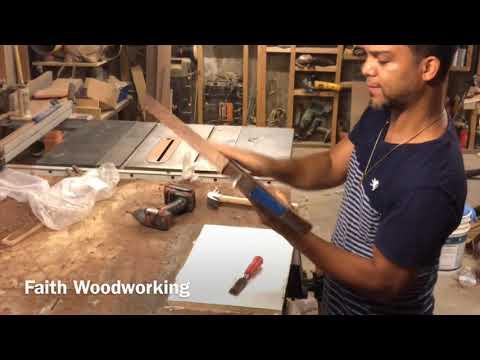 Walnut Epoxy Cutting Board