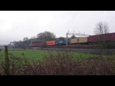 Freightliner Class 66 Near Whitehouse Junction
