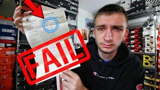 I FAILED HIGH SCHOOL! I DIDN'T GRADUATE... THE ENTIRE STORY