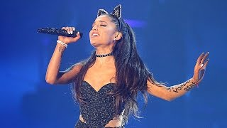"Ariana Grande Mashes Up ""One Last Time"" With Justin Bieber"