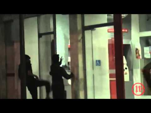 Retrospective Protests in Brazil 2013 - Black Bloc
