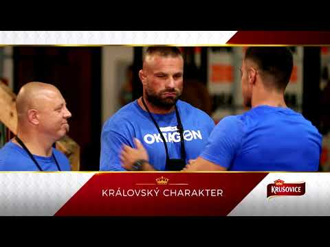 Krušovice v Oktagon MMA - Charakter ustojí tíhu rozhodnutí