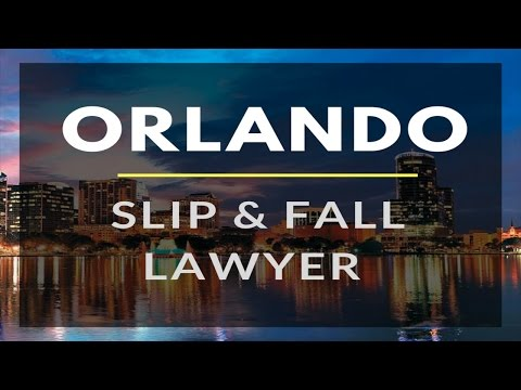 Slip and fall Lawyer in Orlando FL - www.CallAmal.com