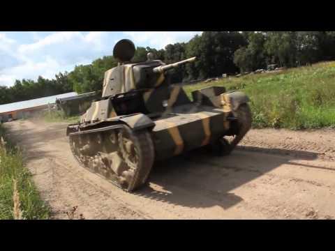 |Советские и Российские танки| Легкий танк Т 26
