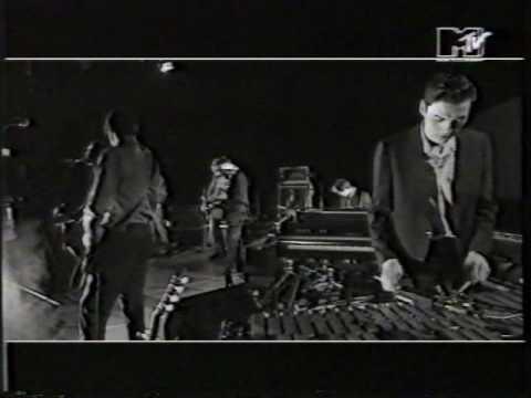 Tindersticks - 01-Patchwork (live MTV Studios)