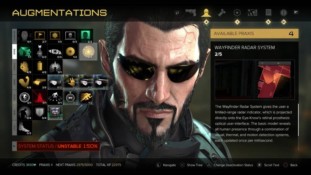 Deus Ex: Mankind Divided - The Heist: Escape From the Bank: Icarus ...