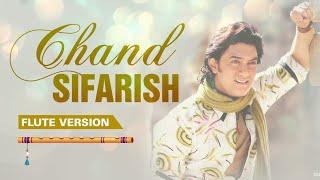 Chand sifarish flute version ...