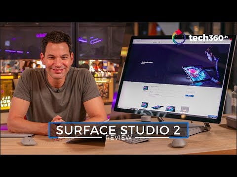 Microsoft Surface Studio 2 Review: A Creative's All-in-One Dream?