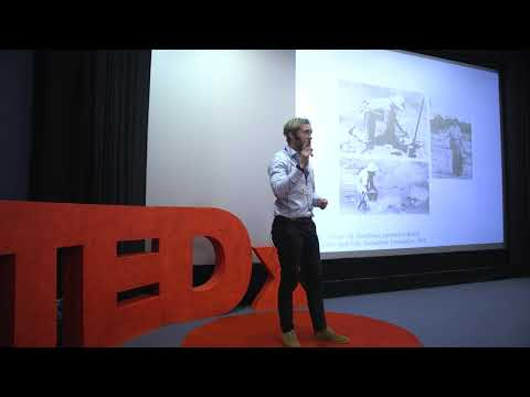 Drones gathering spatial intelligence for malaria elimination | Andy Hardy | TEDxAberystwyth