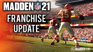 Madden 21 Franchise Update: Changes Coming in Madden 21 & Beyond