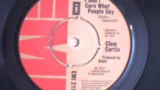 Clem Curtis - I Don