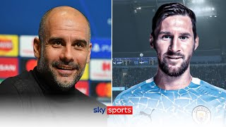 Pep Guardiola addresses the Messi to Man City rumours | Saturday Social feat Chunkz & Kyle Walker