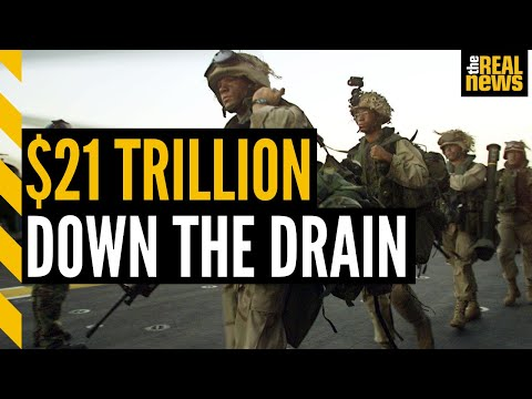 Post 9/11 militarization has cost $21 trillion—here's where that money could have gone