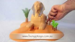 Playmobil Egyptian Sphinx 4242 from www.bunyiptoys.com.au Thumbnail