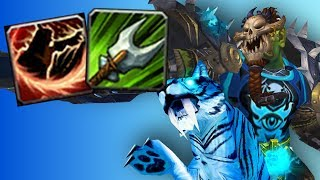 This BM HUNTER Is CRAZY Good! (5v5 1v1 Duels) - PvP WoW: Battle For Azeroth 8.0.1