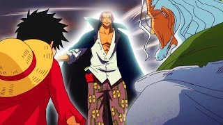 DAS TREFFEN mit SHANKS! 🔥 One Piece Theorien Podcast 🔥