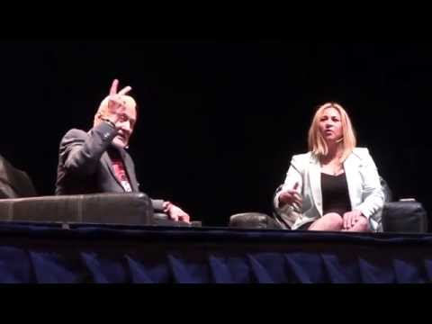 Buzz Aldrin - In Conversation at Bath, UK