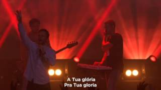 Hillsong Worship - Open Heaven - River Wild / Hallelujah my king - Português