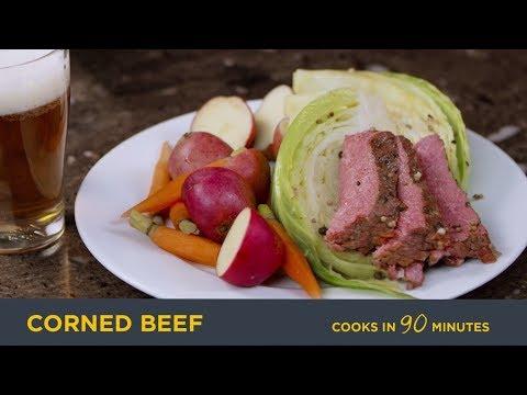 Express Crock Corned Beef Recipe