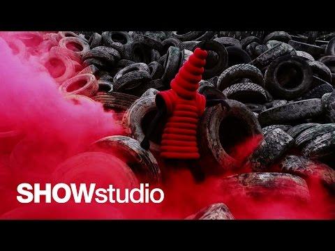 A Beautiful Darkness: Ruth Hogben / Gareth Pugh - Fashion Film