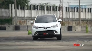 Test Drive : MG GS1.5 Turbo Part2 (Test Drive) By MaxTV / 24 FEB 2018