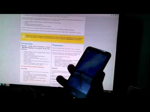 root htc desire hd running android 2.3.3