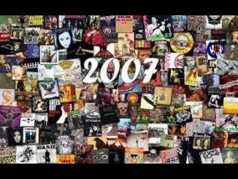 tubes de l'année 2007