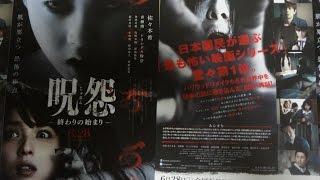 呪怨 終わりの始まり B 2014 映画チラシ 2014年6月28日公開 【映画鑑賞...
