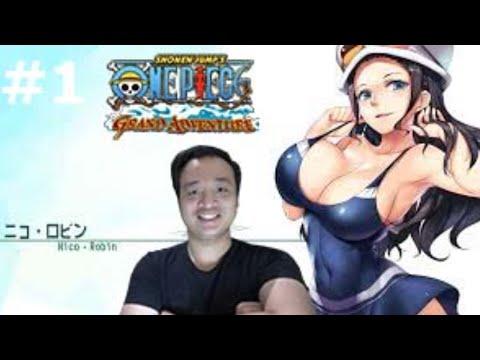 [🔴] One Piece: Grand Adventure - NAMATIN GAME KEMATIAN - Indonesia #1