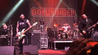 "Goldfinger "" Superman"" Live Musink"