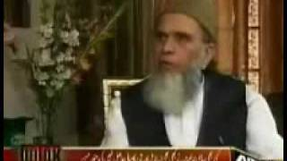 Zia-ul-haq only opposed by Jamaat-e-Islami. Syed Munawar Hassan