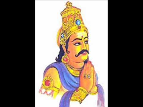 Hanuman Vadvanal Stotra {by Ravan's brother Vibhishan}
