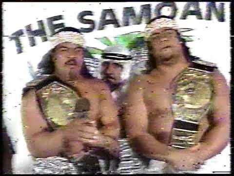 WWC Campeones 5/11/91