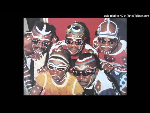 Les Têtes Brulées (Cameroun): 1980-1990's Bikutsi Mix - Musique Cameroun/African Guitar Music
