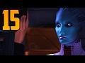 "Mass Effect 1 Gameplay Walkthrough - Part 15 ""CRITICAL INFORMATION"" (Let's Play/Playthrough)"